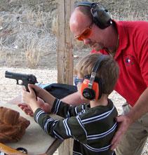 Lone Star Gun Range - Central TX Protection Training Academy