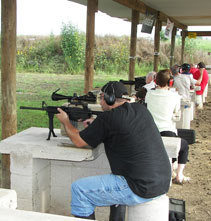 Lone Star Gun Range - Central TX Protection Training Academy